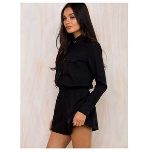 The Fifth Label Born Free Playsuit Romper NWT $120